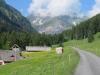 Vorsiez  1175m; Foostock/Ruchen 1611m