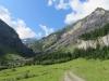 Schiben 2937m,Foostock/Ruchen 1611m; Weg zum Foopass; Glarner Hauptüberschiebung