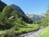 auf der Via Alpina ins Weisstanntal hinein