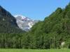 Blick auf den Foostock 2610m