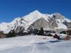Säntis 2502m, Schafberg 2373m, Altmann 2435m, Moor 2342m