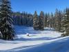 wunderbare Winterlandschaft  bei Gerstenboden