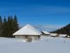 Hütten auf der Vorderegg 1491m