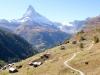 Findeln um Matterhorn 4478m