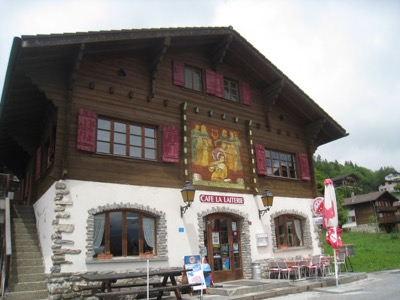 Café la Laiterie