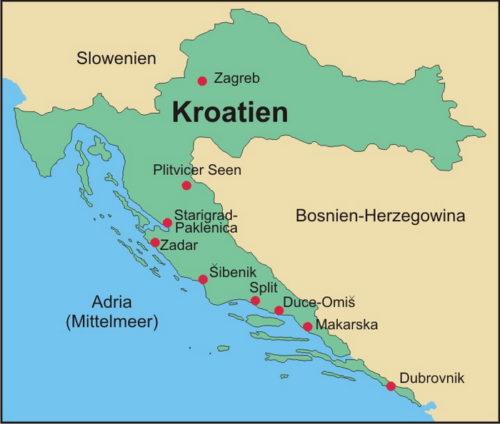 kroatien-wandern-karte