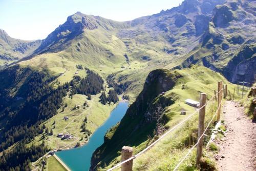 auf dem Gratweg; Sinsgäuer Schonegg 1915m, Chaiserstuel 2400m, Bannalper Schonegg 2250m