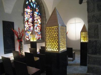 Märtyrer Kapelle