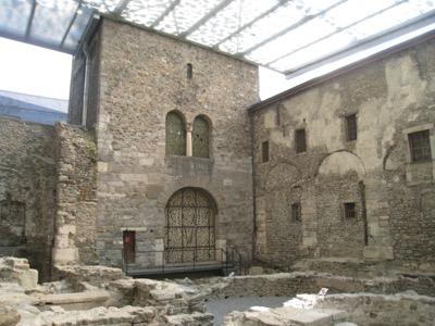archäologische Stätte