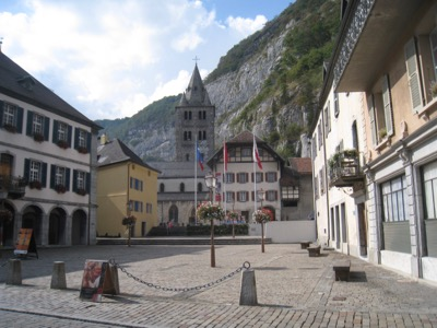 Abteikirch Saint Maurice