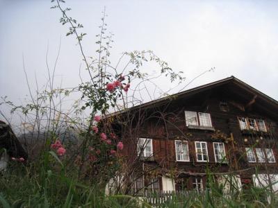 Bauernhaus in Brienz