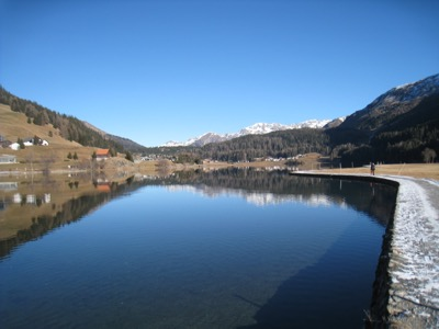 am Davosersee